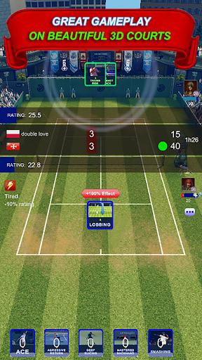 World Tennis Game Breakers  captures d'écran 2