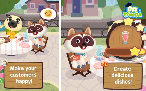 Dr. Panda Cafu00e9 Freemium  screenshots 13