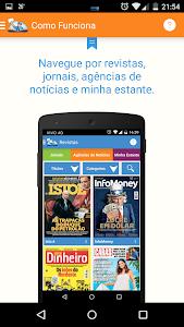 Nuvem do Jornaleiro screenshot 0