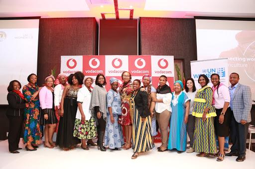 Vodacom's women farmers programme goes nationwide.
