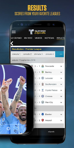 Telemundo Deportes screenshots 1