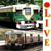Indian Live Local Traın Runnıng Status wbrs