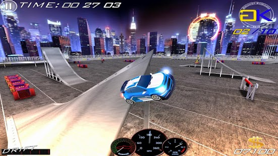 Speed Racing Ultimate 3 Screenshot