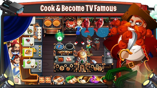Dating cooking games