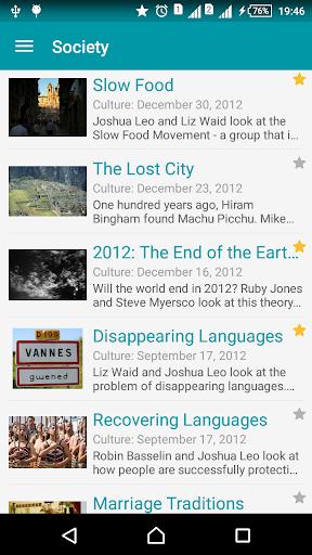 English listening daily 1.1.4 screenshots 7