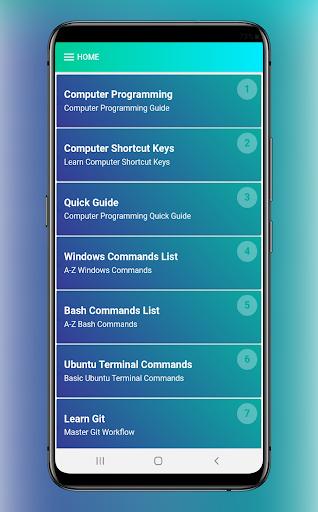 Learn Computer Programming [PRO] -  Learn to Code screenshots 1
