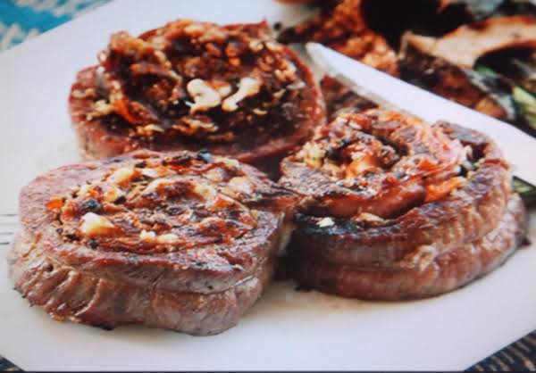 Stuffed Beef Roll Recipe