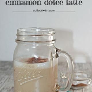 SIMPLE CINNAMON COFFEE