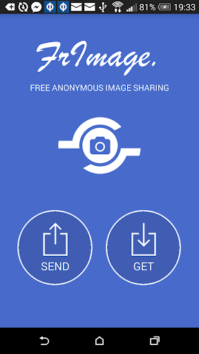 FrImage - Free Image Sharing