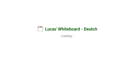 Lucas' Whiteboard - Deutch - náhled