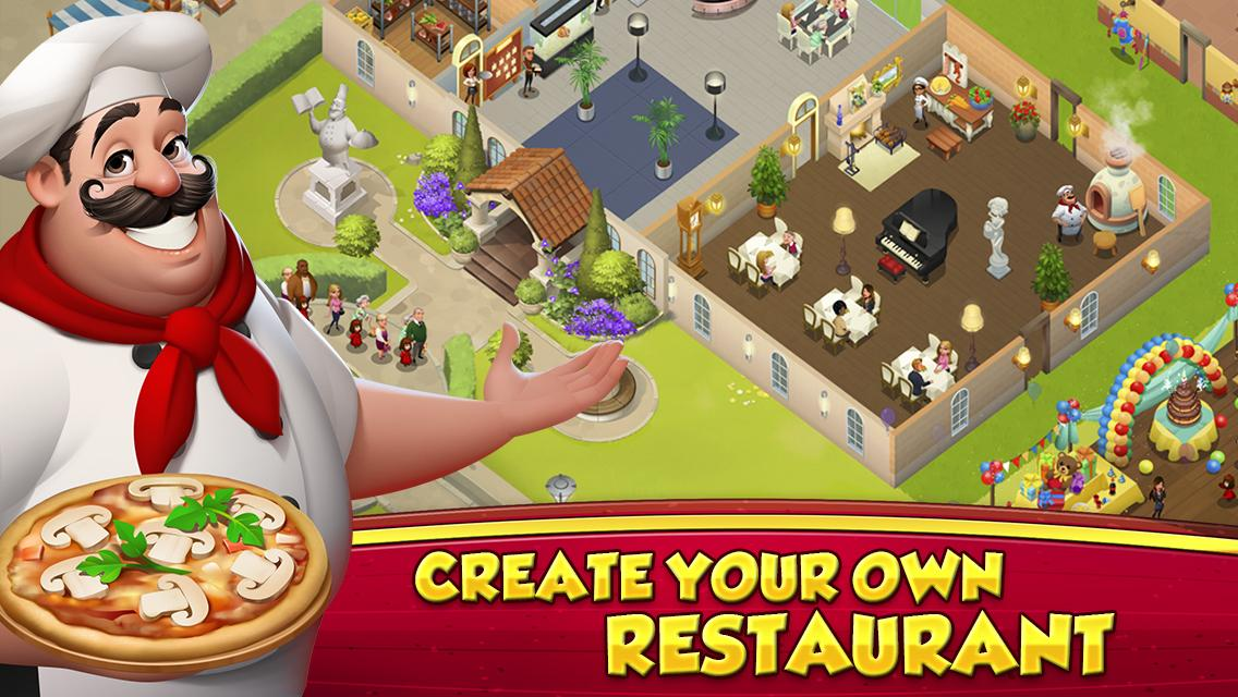 Restaurant Design Game : World chef android apps on google play