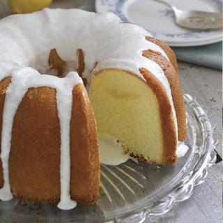 Old-Fashioned Lemon Pound Cake.