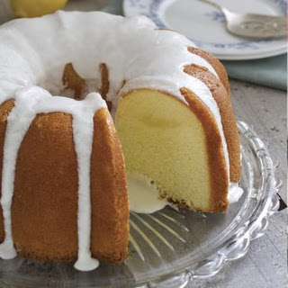 Old-Fashioned Lemon Pound Cake.