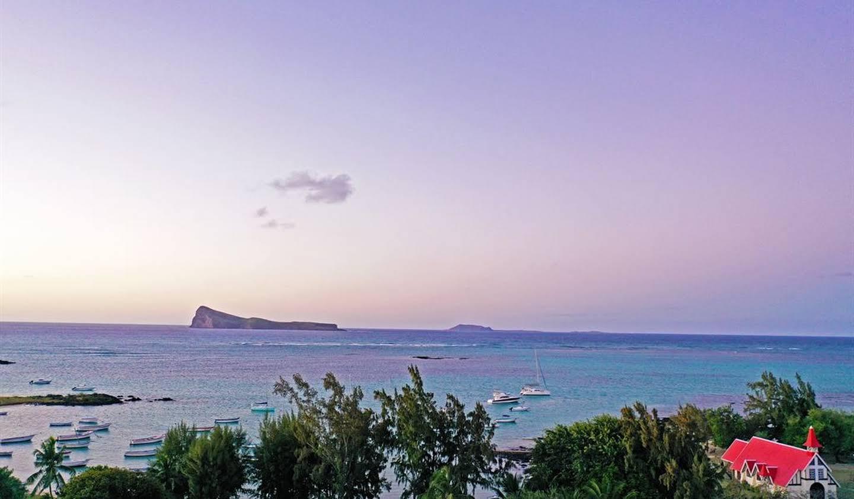 Villa avec piscine et terrasse Cap Malheureux