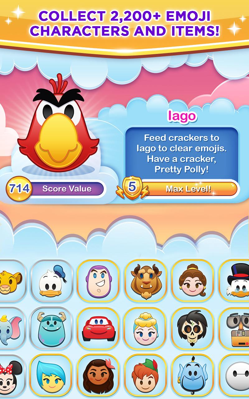 Disney Emoji Blitz Screenshot 0