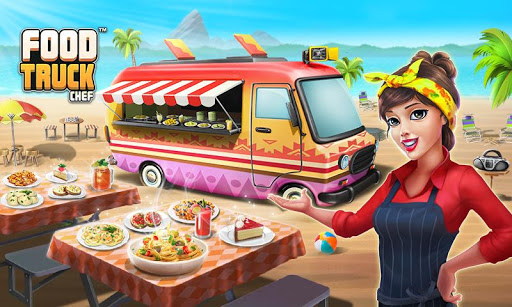 Food Truck Chefu2122: Cooking Game - Jeu de Cuisine  captures d'u00e9cran 1