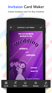 Baixar party invitation card maker apk 10 apk para android party invitation card maker apk apk captura de tela stopboris Image collections