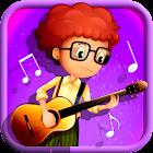 Juegos musicales para bebés icon