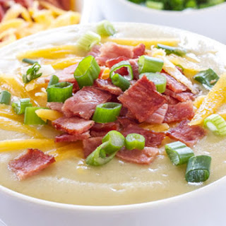 Potato Soup With Chicken Broth And Milk Recipes