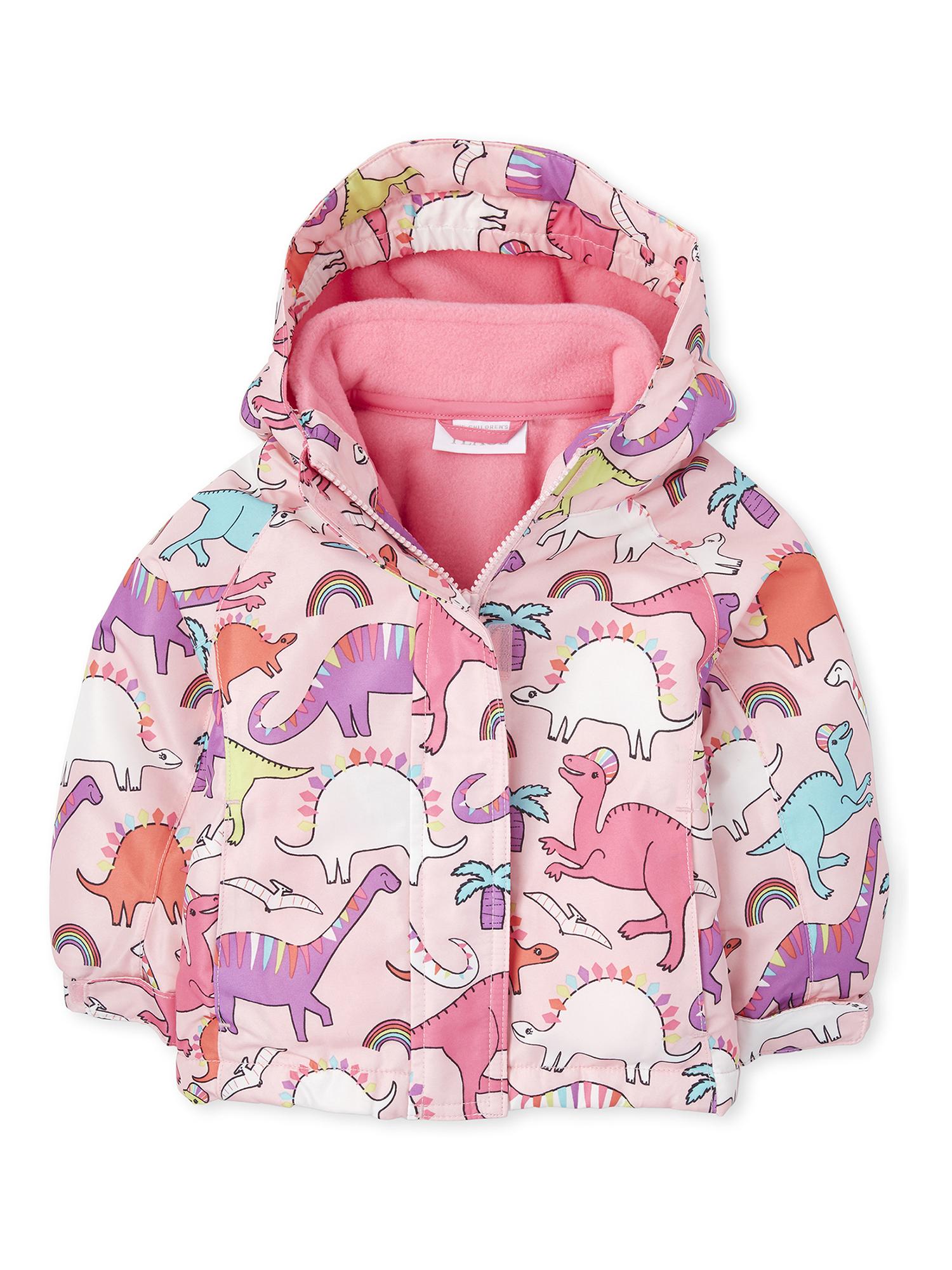 Toddler Girl 3-in-1 Coat