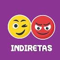 Frases de Indiretas e Debochadas para Status icon