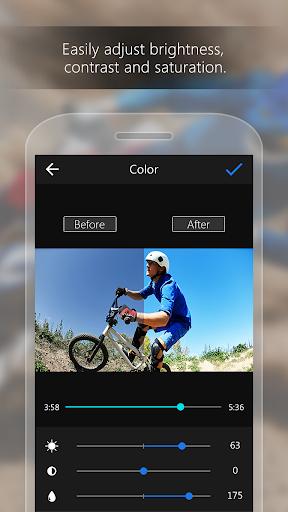 ActionDirector Video Editor - Edit Videos Fast 5.0.1 Screenshots 4
