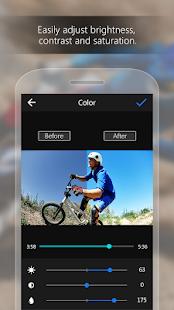 ActionDirector Video Editor - Edit Videos Fast Screenshot