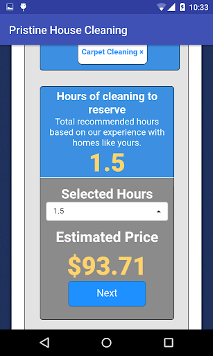 玩免費遊戲APP|下載Pristine House Cleaning app不用錢|硬是要APP