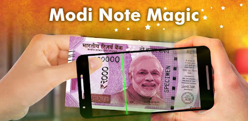 Modi Note Magic - Apps on Google Play