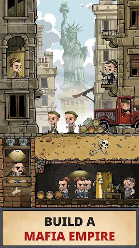 Idle Mafia Boss android2mod screenshots 1