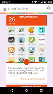UbunTouch screenshot 0