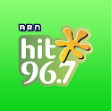 Hit 96.7 - Messenger icon