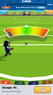 Football Star - Super Striker Screenshot
