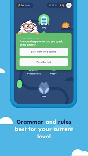 Parla X: Learn Spanish Free Screenshot
