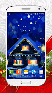 Christmas Live Wallpaper screenshot 4