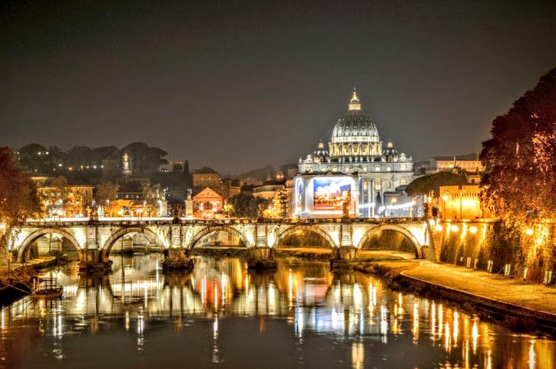 Rome Mirror di NIKON_CPIER