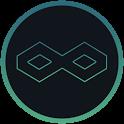 Infinite Dark - Icon pack icon