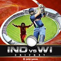 IND vs WI 2017 Cricket Game icon