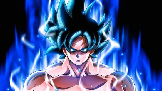Goku limit breaker HD tapetu - náhled