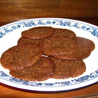 Soft Gluten Free Ginger Cookies