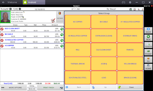 WEIGHPAY SCALE SOFTWARE- screenshot thumbnail
