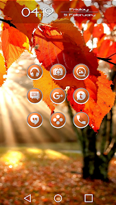 Enyo Orange - Icon Pack screenshot 0