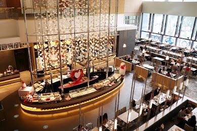 ヒルトン名古屋「ウィンターランチ&ディナービュッフェ」で豪快な肉・魚料理と旬のいちごスイーツを楽しむ