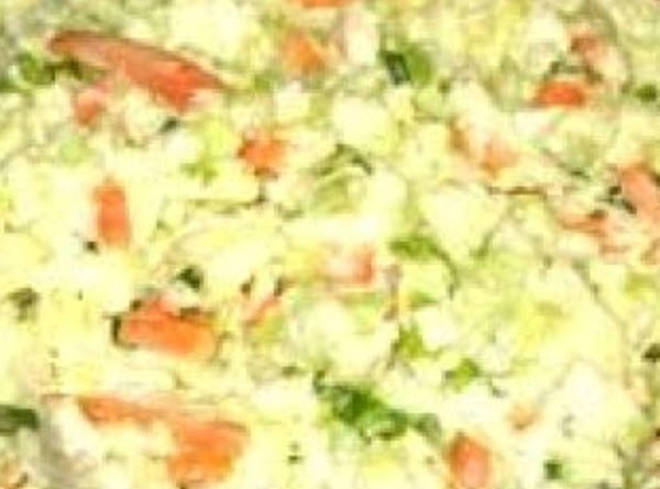 Mom's Coleslaw With A Kick Recipe