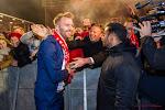 Le nouveau T2 de la Gantoise sera le supporter numéro 1 de l'Antwerp en finale de la Coupe