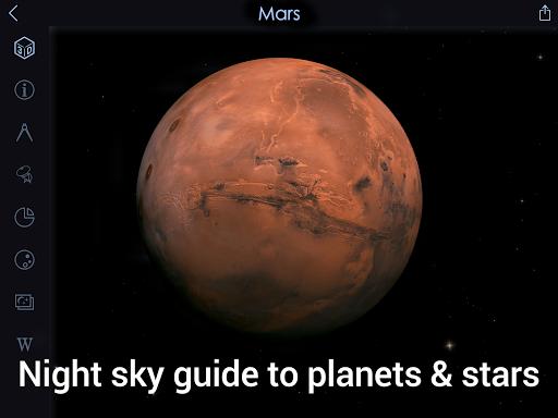 Star Walk 2 Free - Identify Stars in the Sky Map 2.4.5.119 screenshots 9