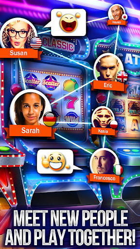 Slots™ Huuuge Casino - Free Slot Machines Games screenshot 4