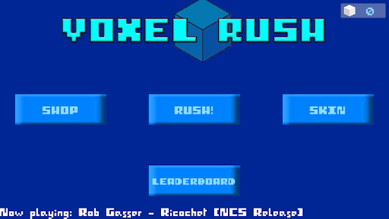 Voxel Rush Screenshot
