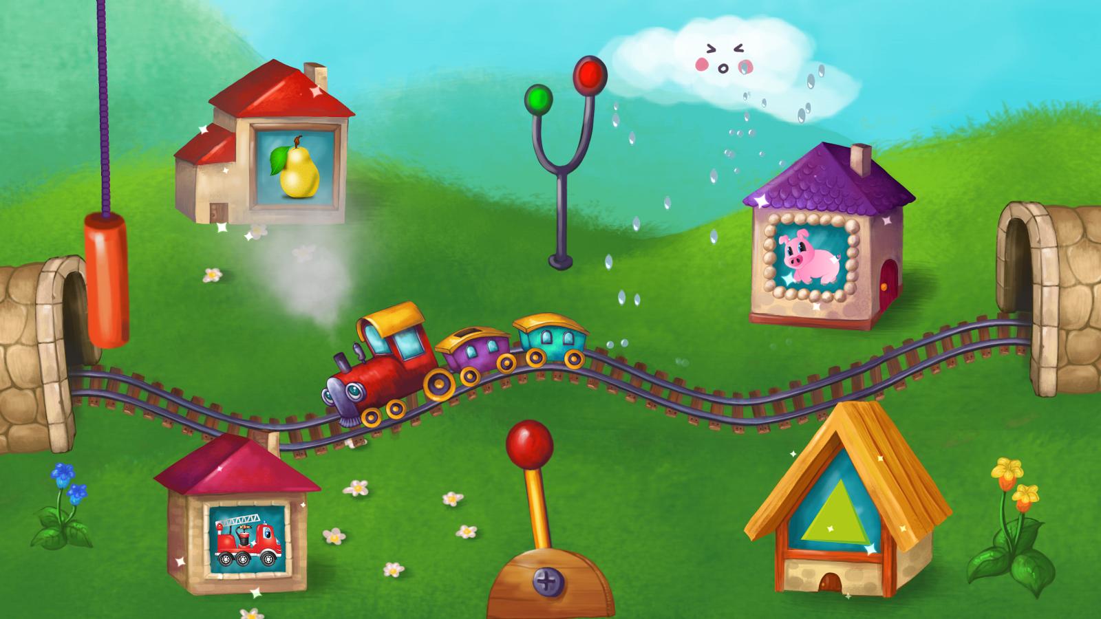 Bayi Puzzle Bentuk Pertandinga Apl Android Di Google Play