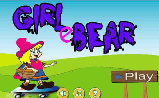 Girl e Bear